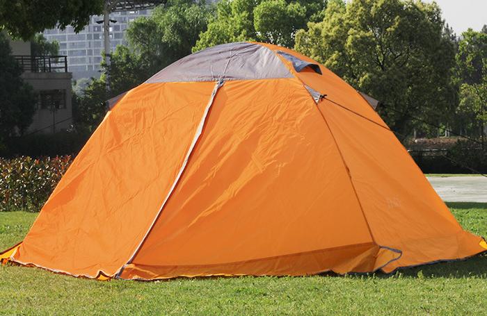 Палатка 2-х местная Hanlu HL-5525 (2*1,5*1.1 м)