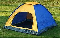 Палатка 2-х местная Hanlu (2*1.4 м)