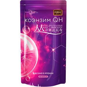 Коэнзим QH + лактобактерии