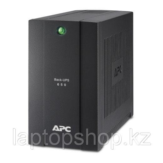 Источник бесперебойного питания UPS APC, BC650-RSX761