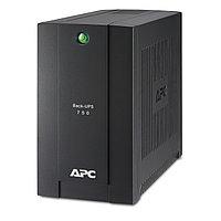 Источник бесперебойного питания UPS APC, BC750-RS