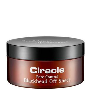 Салфетки от черныx точек Pore Control Blackhead Off Sheet Ciracle
