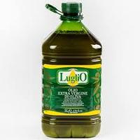 "Масло оливковое ""Luglio Extra Vergine"" ПЭТ 5л."