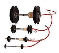 Набор систем продувки с двойными силиконовыми дисками 16-165мм TAG_DSK16-165