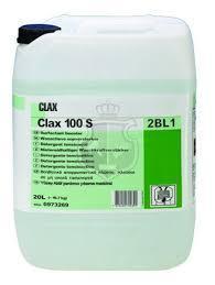 Diversey CLAX 100S BL 4.9KG жидкое вспомогающее средство для выведения жирных пятен