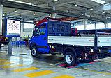 Силовой роликовый тормозной стенд для автомобилей с нагрузкой на ось до 8,0 т., фото 3