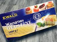 """Желатин пищевой листовой """"Ewald"""" 1кг."""