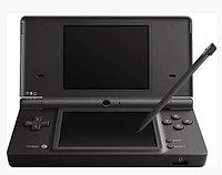 Игровая приставка Nintendo DSi XL (черная)