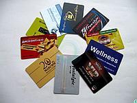 Изготовление пластиковых карт