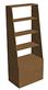 Витрина книжная(шкаф выстовочный) габ.802х403х1816