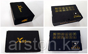 TV BOX X96 MINI тв приставки 2-16
