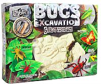 Набор для раскопок Bugs Excavation Жуки, раскопки