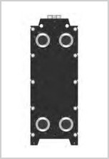 Пластина Danfoss к теплообменнику XG-20