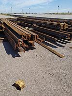 Рельсы Р50 длина 12,5 м, 25 м новые, б/у, с резерва