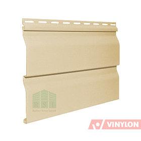 Сайдинг панель Vinylon Logistic D4D (лён)