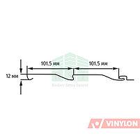 Сайдинг панель Vinylon Logistic D4D (лён), фото 3