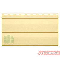 Сайдинг панель Vinylon Logistic D4D (кремовый), фото 2