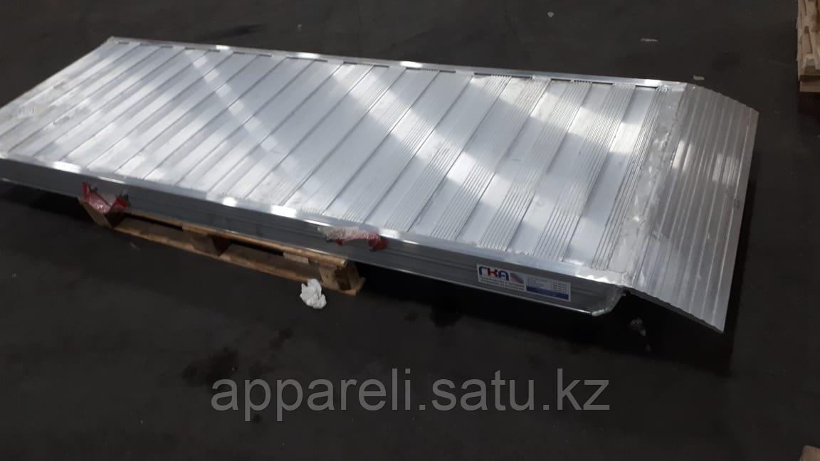 Аппарели, грузоподъёмность 3 тонны