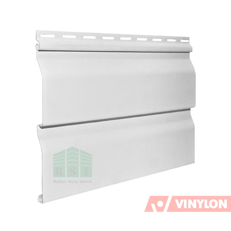 Сайдинг панель Vinylon Logistic D4D (белый)