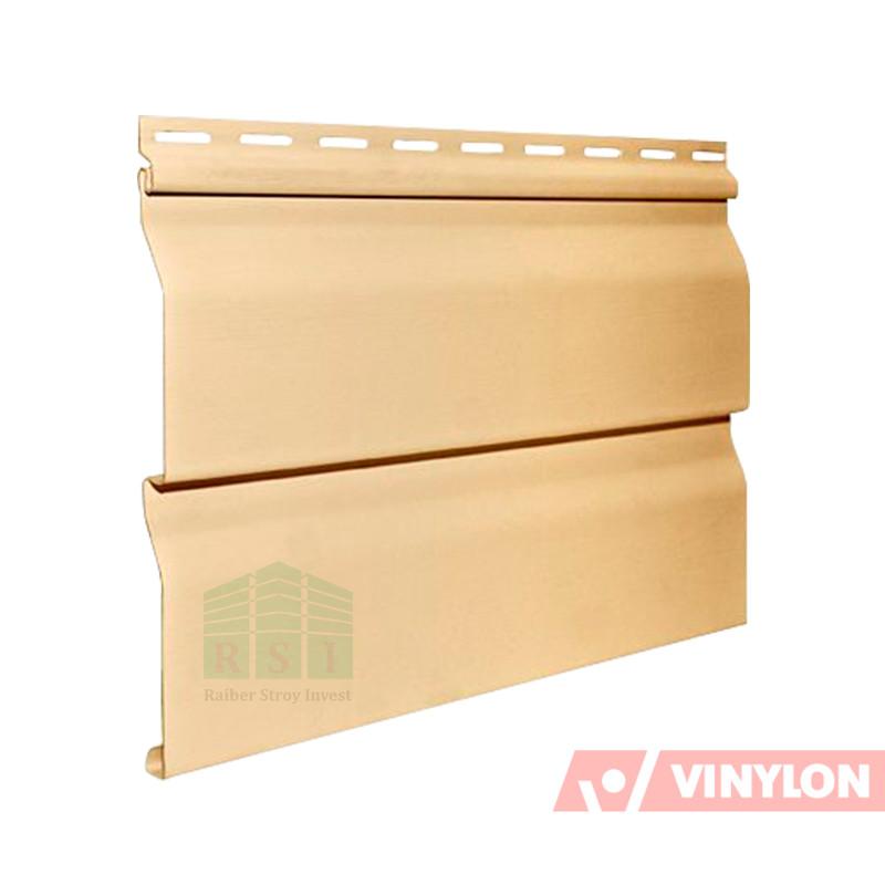 Сайдинг панель Vinylon Logistic D4D (ваниль)