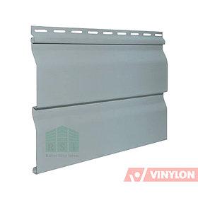 Сайдинг панель Vinylon Logistic D4D (серо-голубой)