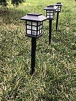 Садовый светильник на солнечной батарее Grid (Решетка)