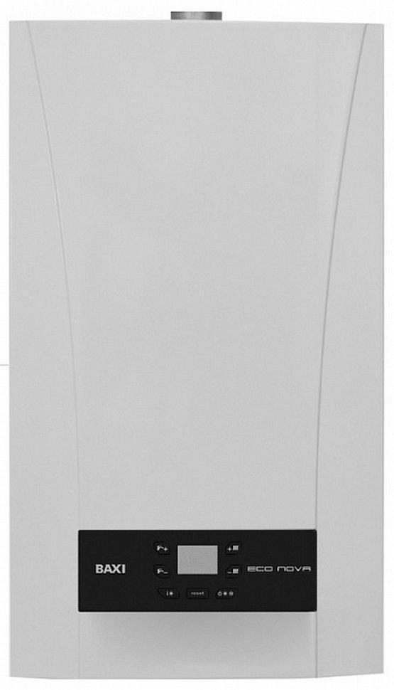 Настенный газовый котел Baxi, ECO Nova 18F
