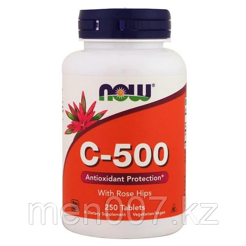 БАД Витамин С 500 мг (250 таблеток)