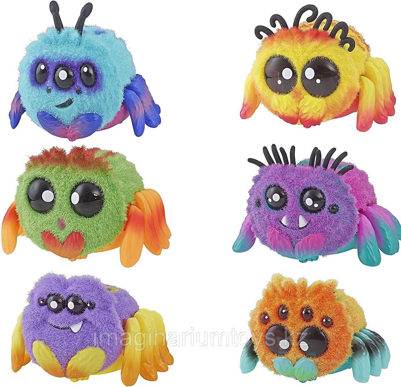 Интерактивная игрушка паучок Yellies