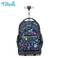 Школьный рюкзак на колесах Tilami  weekend( отпуск)