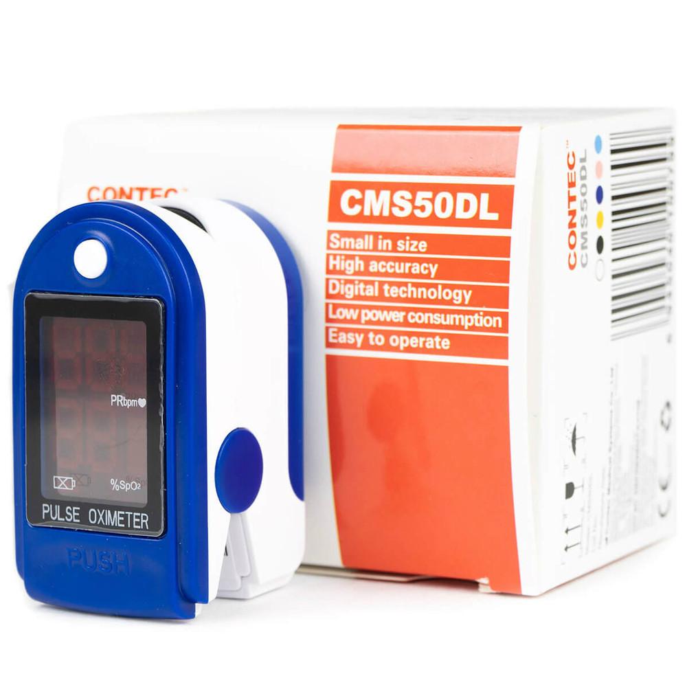 Портативный пульсоксиметр CONTEC CMS 50DL - фото 8