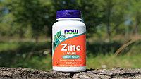 Now Foods, Цинк, 50 мг, 250 таблеток