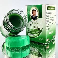 Зеленый бальзам  50 мл в коробочке, 50гр, кровообращение, противовоспалительный, ожоги