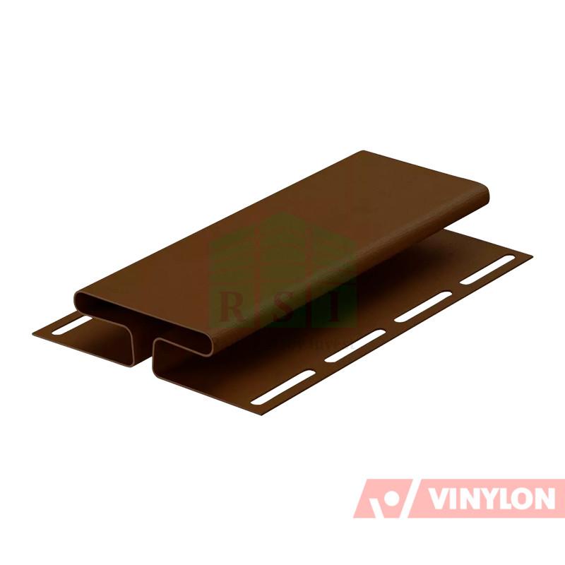 Соединительная планка Vinylon (коричневая)