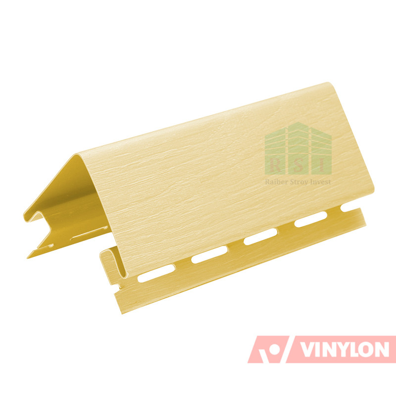 Наружный угол Vinylon (кремовый)