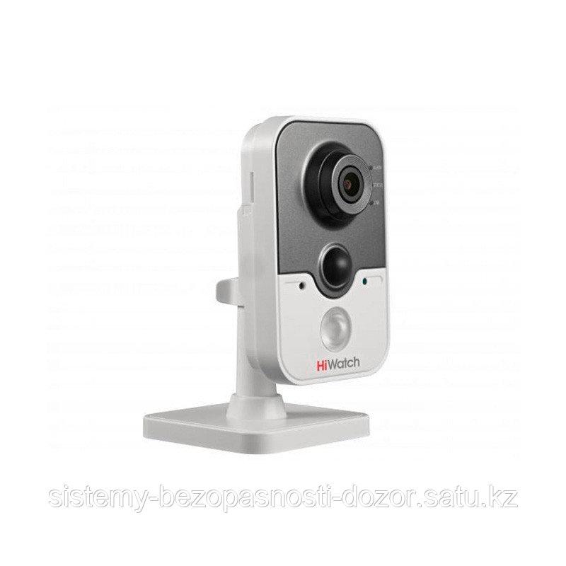Кубическая камера HiWatch DS-I214 IP