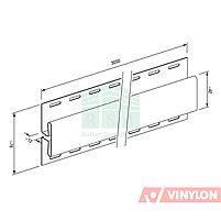 Соединительная планка Vinylon (кремовый), фото 3