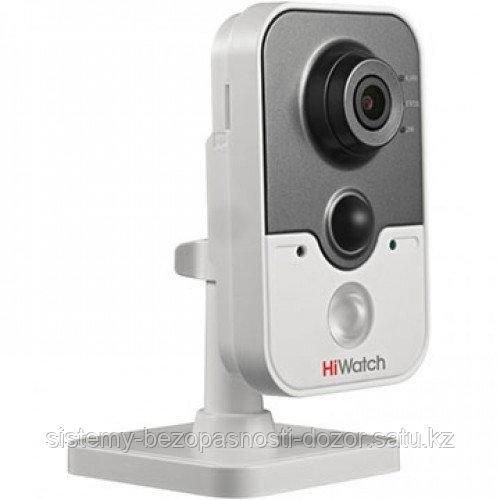 Кубическая камера HiWatch DS-I214WB IP WiFi