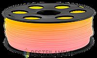 PETG пластик (филамент) 1,75 мм. Bestfillament (1кг.) цвет переходный