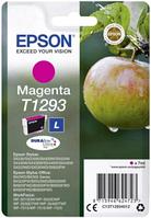 Картридж Epson C13T12934012 для SX420W/BX305F пурпурный  new