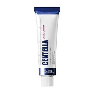 Успокаивающий крем с экстрактом центеллы для чувствительной кожи Centella Mezzo Cream [MEDI-PEEL]
