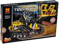 Конструктор LEGO гусеничный погрузчик (Аналог Лего) Lari 113000
