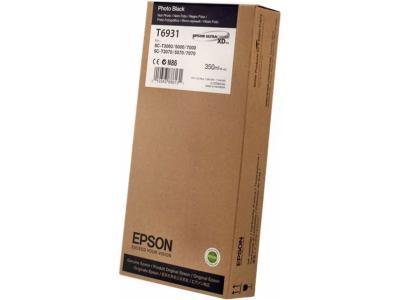 Картридж струйный Epson C13T693100 Black (Черный) SC-T3000/ 5000/ 7000, (350мл)