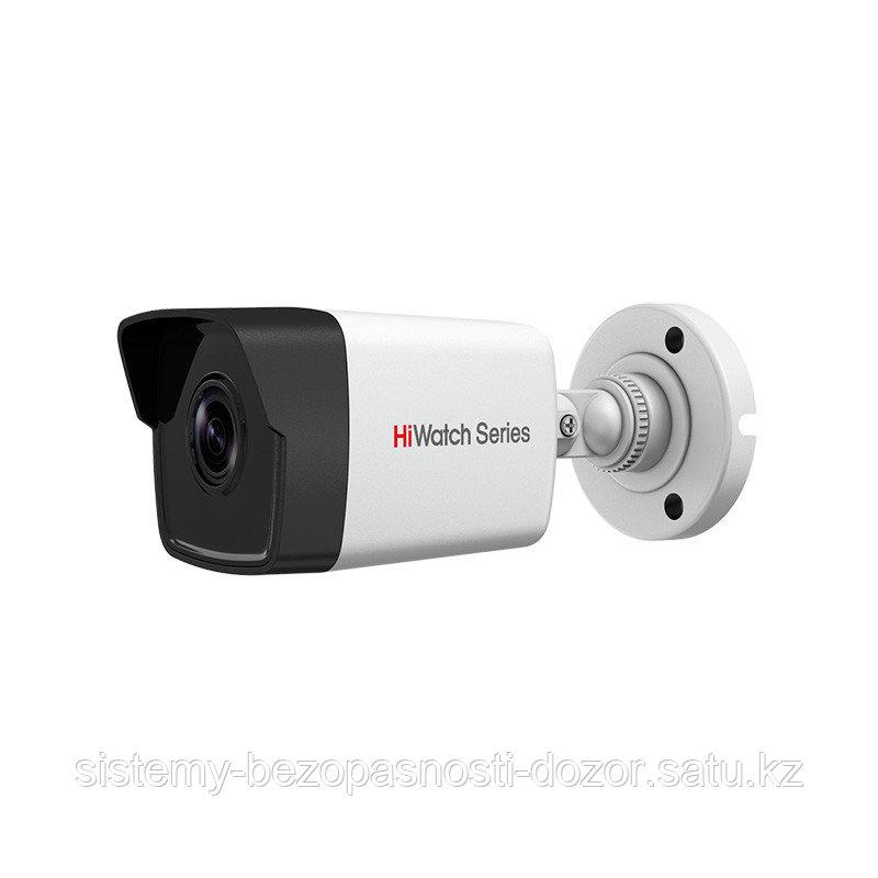 Цилиндрическая камера HiWatch DS-I100 IP