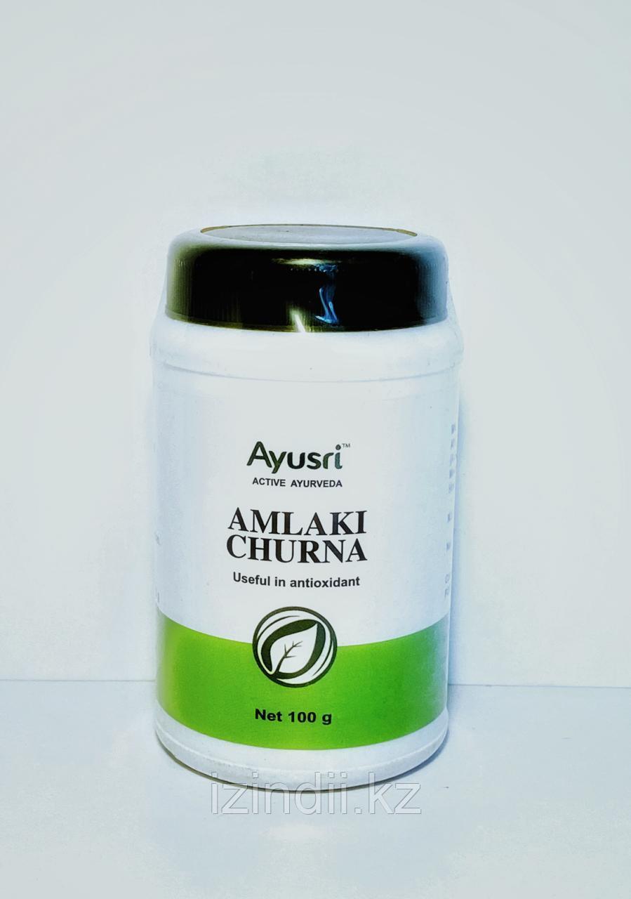 Амалаки чурна, 100 гр ,Amalaki Churna, Sahul