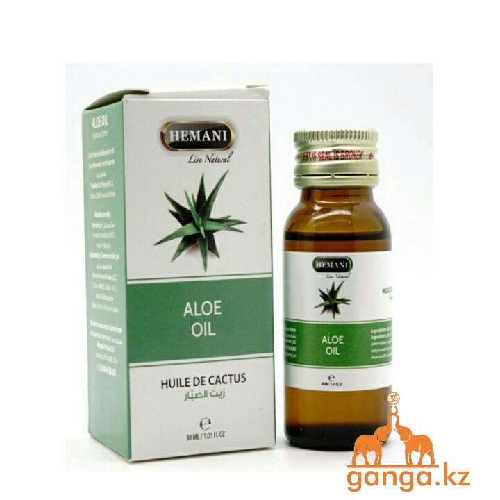 Масло Алоэ (Aloe oil HEMANI), 30 мл