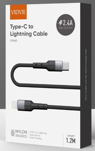 USB кабель Vidvie CB460