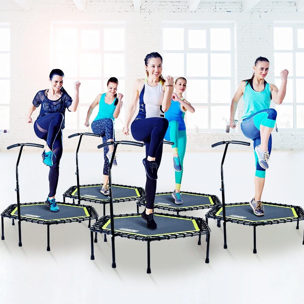 Батут фитнес Казахстан - фото 3