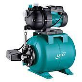 Насосные агрегаты для поддержания давления Leo Pump