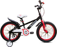 """ROYAL BABY Велосипед двухколесный BULL DOZER 16"""" Черный BLACK"""